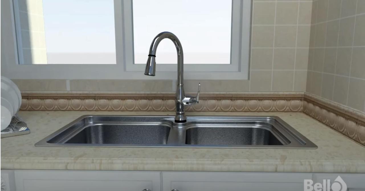 BELLO – Instructions Touch Faucet BL-600785