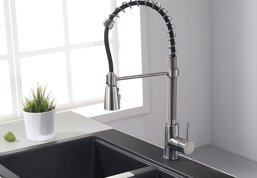 Bello Unit Supply National Hot & Cold Lavabo Faucet.